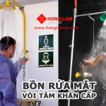 Mua dụng cụ rửa khẩn cấp tphcm │ Cách thoát khỏi sữ cố bất ngờ