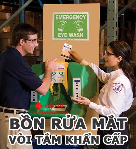 Thiết bị rửa mắt khẩn cấp và vòi tắm khẩn cấp www.honglamco.com