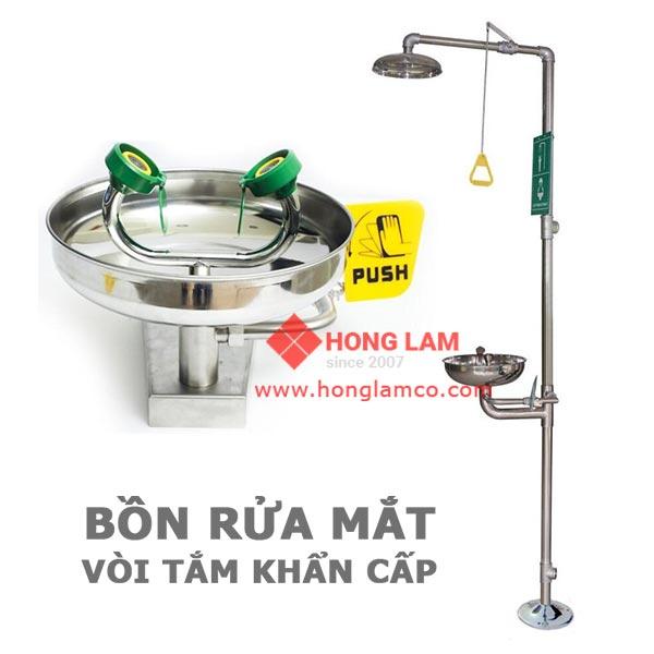 Tiêu chuẩn thiết bị rửa khẩn cấp │TOP 12 nguyên nhân giảm hiệu suất