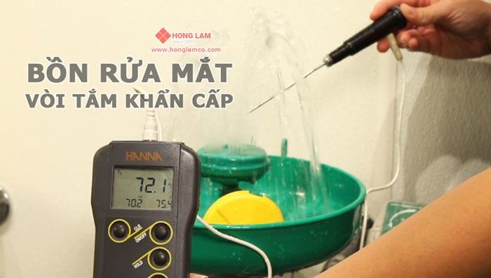 Báo giá tiền bồn rửa mắt khẩn cấp, mua thiết bị rửa khẩn cấp tại tphcm