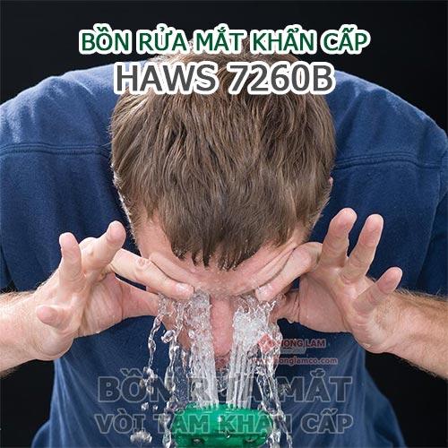 Lắp đặt Bồn rửa mắt và vòi sen tắm khẩn cấp trong luật SDWA