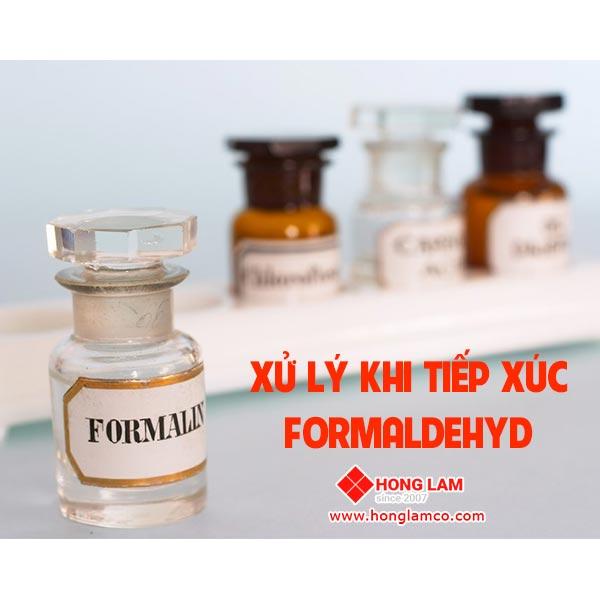 9 Cách đảm bào an toàn khi làm việc với Formaldehyd