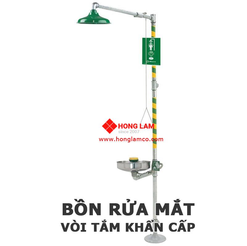 SỰ THẬT: 88% Vòi tắm và Bồn rửa mắt khẩn cấp không tuân thủ quy định ANSI