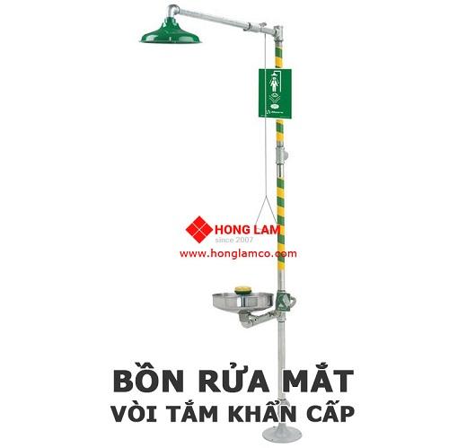 Nhà cung cấp và lắp đặt thiết bị rửa mắt khẩn cấp tại TPHCM