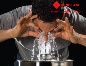 Nước ấm: Tầm quan trọng cho sự thoải mái của nạn nhân