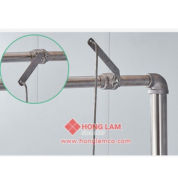 Bồn Rửa Mắt Và Tắm Khẩn Cấp Giá Rẻ EM608