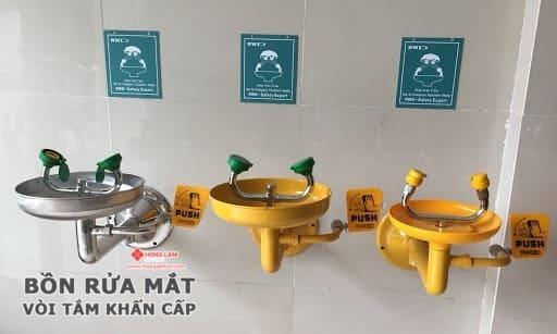 Địa chỉ mua bồn rửa mắt khẩn cấp tphcm chính hãng giá tốt
