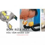 Những ngành nghề nào nên lắp đặt vòi rửa mắt khẩn cấp?