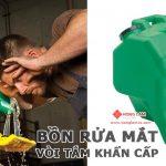 Ở đâu bán bồn rửa mắt khẩn cấp tại Đồng Nai? Dụng cụ rửa mắt cấp cứu