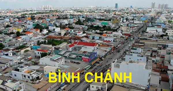 Huyện Bình Chánh – cửa ngõ Tây Sài Gòn với nhiều KCN lớn